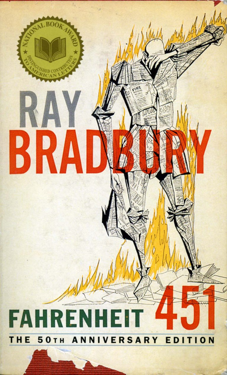 symbolism in fahrenheit 451 by ray bradbury There are several examples of symbolism for the hearth and the salamander, in the book fahrenheit 451 the three main symbols that are being focused on are the salamander, the snake, and the names of the characters in the book there are many examples of symbolism from the hearth and the salamander, in the book fahrenheit.