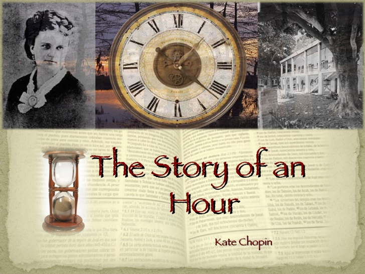 Story Of An Hour Symbolism Short Paragraph