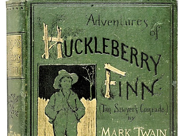 huckleberry finn on racism Racism and huckleberry finn: censorship, dialogue, and change allen carey-webb a masterpiece t s eliot one of the world's great books and one of the central documents of american culture.