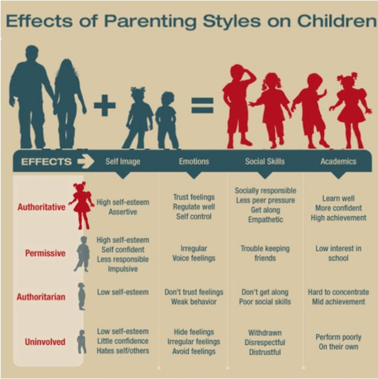 parenting styles and children s social development short paragraph parenting styles and children s social development