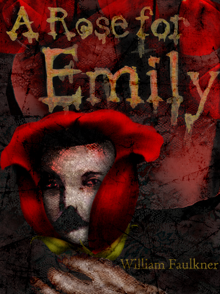 the isolated and bizare woman of emily grierson in a rose for emily by william faulkner