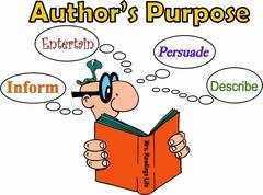 2. Author's Purpose