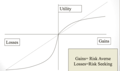 Prospect Theory: Attitudes Toward Gains and Losses