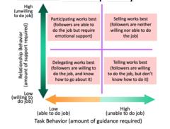 Situational Leadership Theory