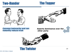 Two-Hander, The Topper, and the Twiser